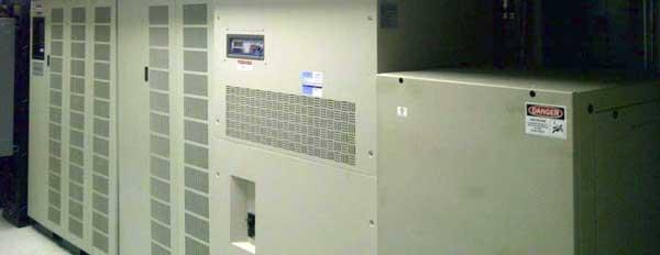 UPS backup power