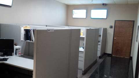 Dallas datacenter NOC
