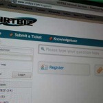 VIRTBIZ Support ticket system