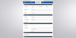 BlueOnyx GUI installation